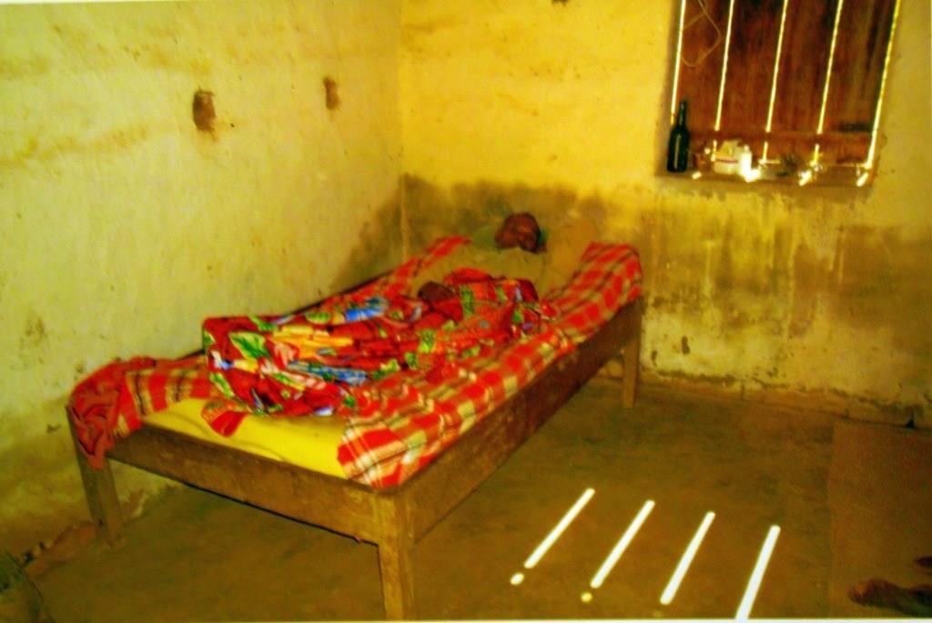ambalamadiro chambre