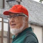 portrait d'André Pradalie en 2015.